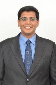 Ruchit Mehta Photo for ESG analysis interview